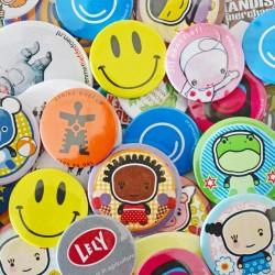 Buttons met eigen ontwerp