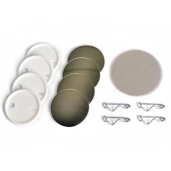 38mm Button onderdelen