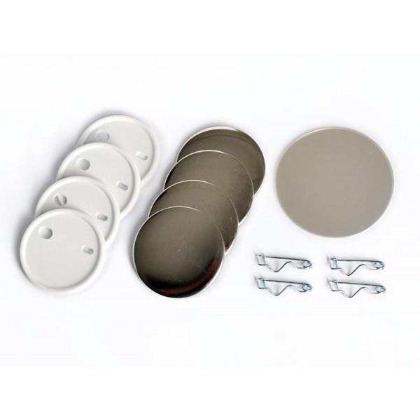45mm Button onderdelen