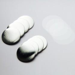 56mm Flatback button onderdelen