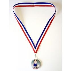 45mm Medaille buttons met eigen ontwerp