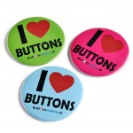 56mm Buttons met eigen ontwerp