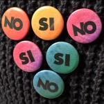 25mm Buttons met eigen ontwerp