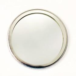 75mm Spiegelbuttons